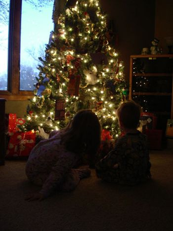 Christmas-y