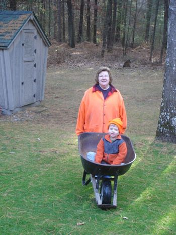 WheelbarrowRide!